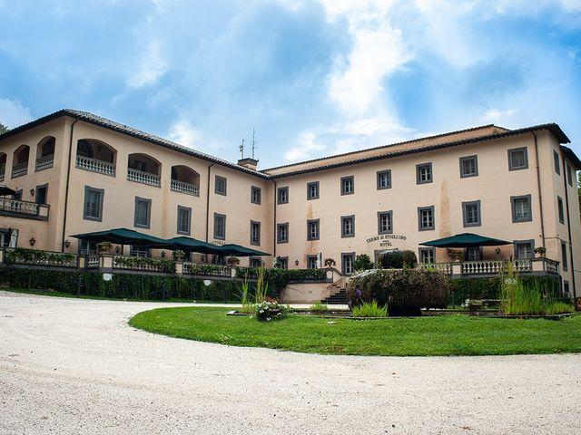 Il matrimonio di Laura e Luca a Canale Monterano, Roma 20