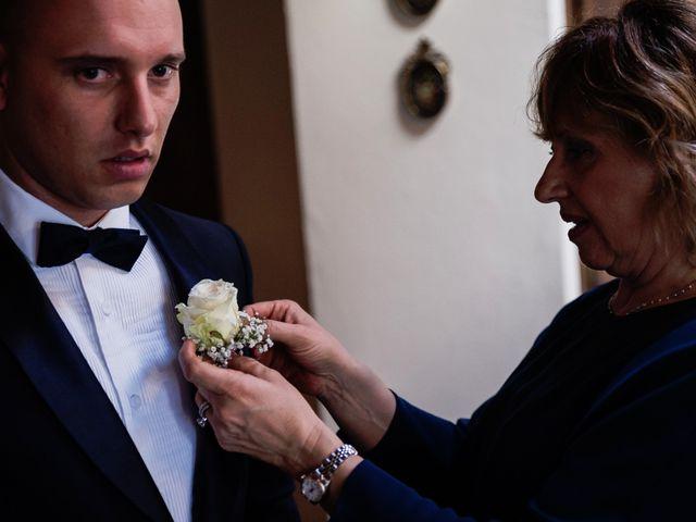 Il matrimonio di Luca e Elena a Cernusco Lombardone, Lecco 12