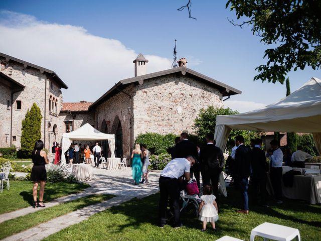 Il matrimonio di Luca e Elena a Cernusco Lombardone, Lecco 13