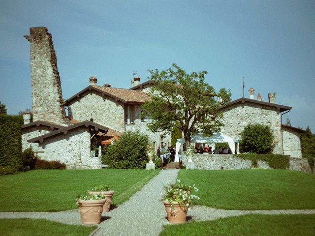 Il matrimonio di Luca e Elena a Cernusco Lombardone, Lecco 17