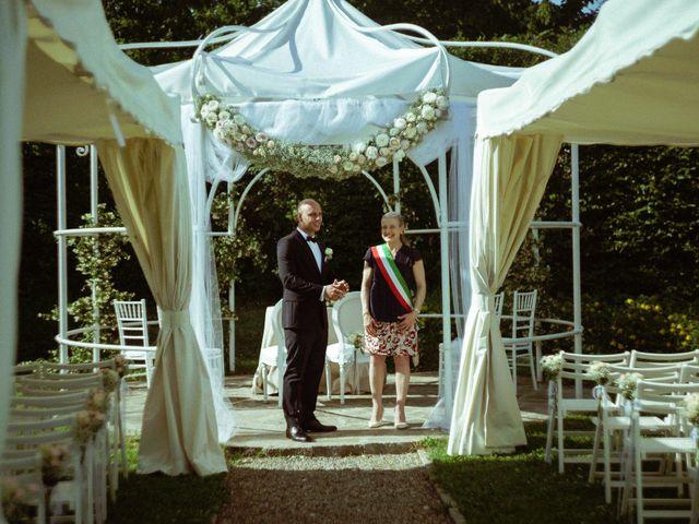 Il matrimonio di Luca e Elena a Cernusco Lombardone, Lecco 18