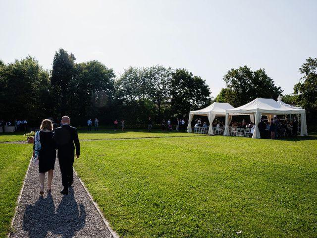 Il matrimonio di Luca e Elena a Cernusco Lombardone, Lecco 19