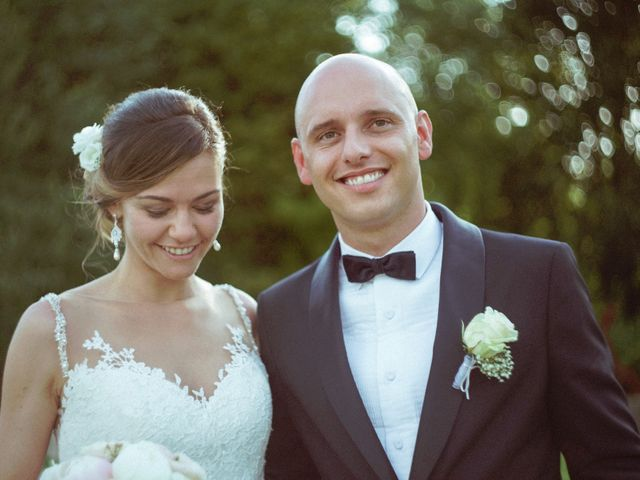 Il matrimonio di Luca e Elena a Cernusco Lombardone, Lecco 36