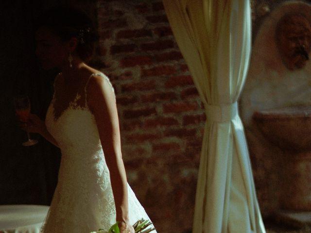 Il matrimonio di Luca e Elena a Cernusco Lombardone, Lecco 40