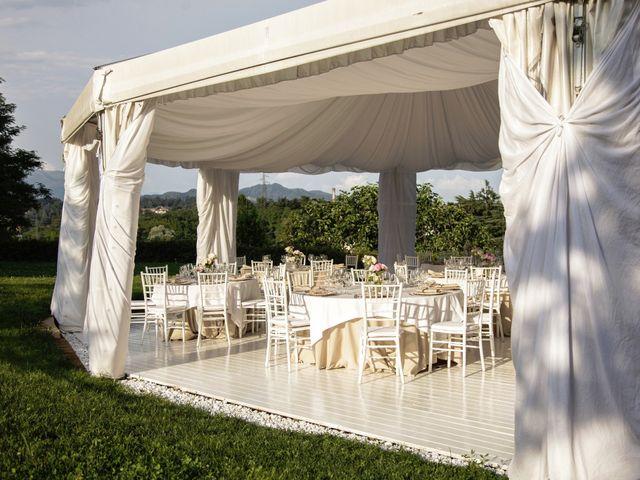 Il matrimonio di Luca e Elena a Cernusco Lombardone, Lecco 42