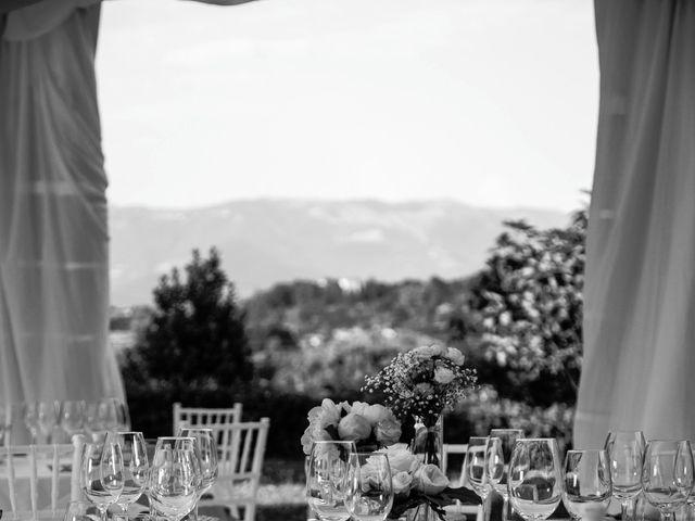 Il matrimonio di Luca e Elena a Cernusco Lombardone, Lecco 45