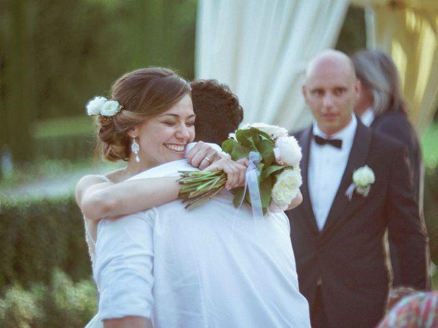 Il matrimonio di Luca e Elena a Cernusco Lombardone, Lecco 48