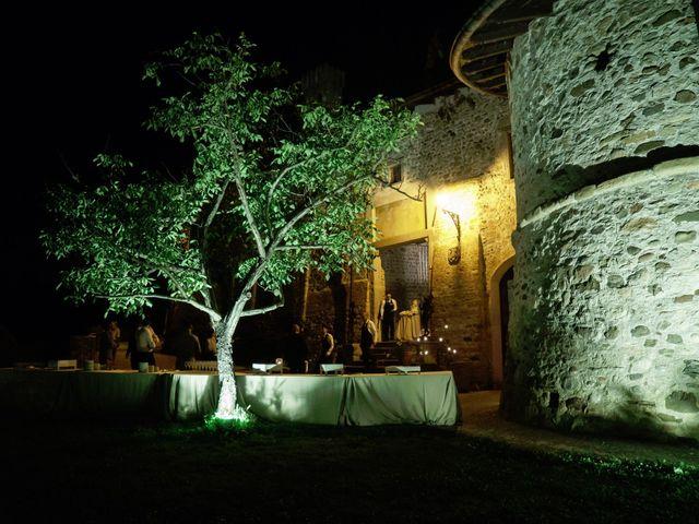 Il matrimonio di Luca e Elena a Cernusco Lombardone, Lecco 54