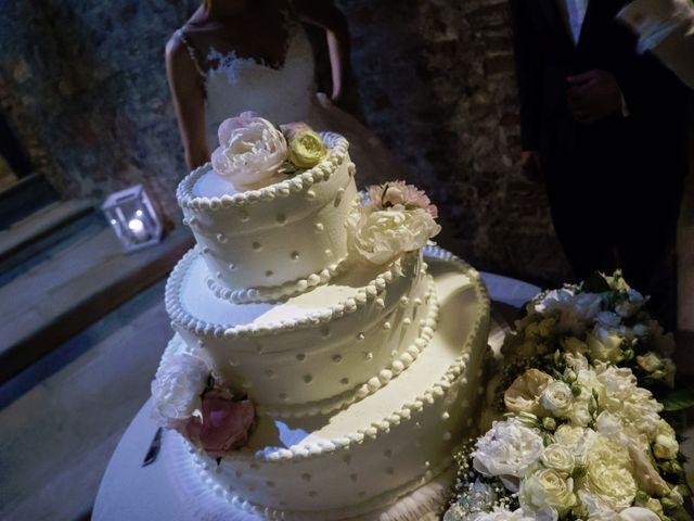 Il matrimonio di Luca e Elena a Cernusco Lombardone, Lecco 55