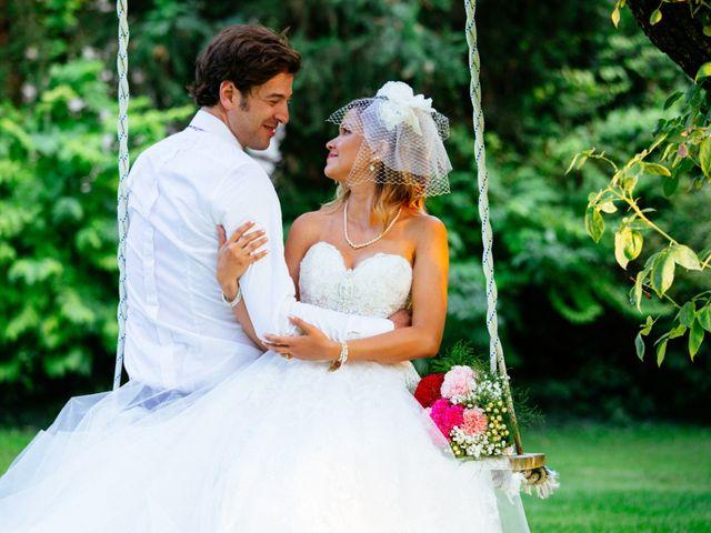 le nozze di Melissa e Macky
