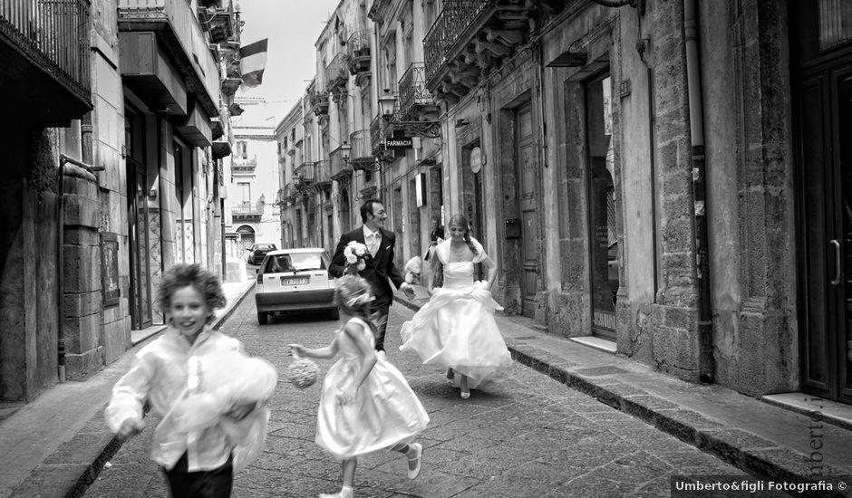Il matrimonio di Barbara e Matteo a Caltagirone, Catania