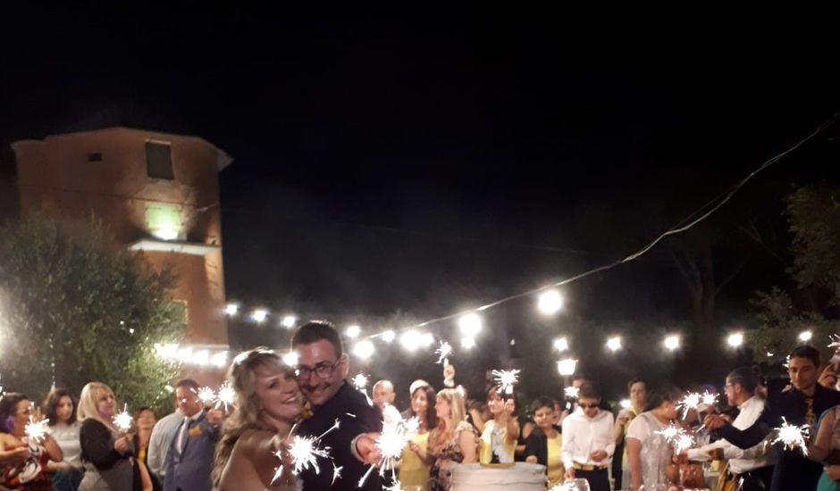 Il matrimonio di daniele e dalila a Roma, Roma