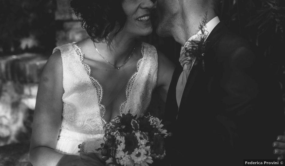Il matrimonio di Michele e Romina a Castell'Arquato, Piacenza