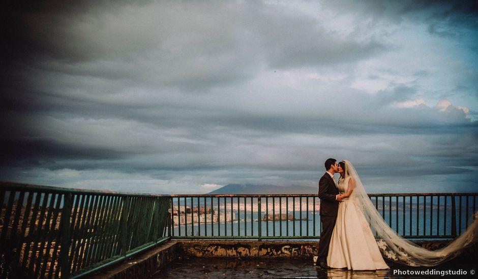 Il matrimonio di Antonio Paolo e Gilda a Napoli, Napoli