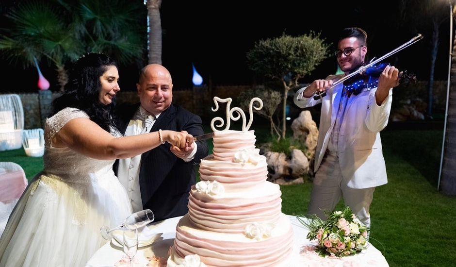 Il matrimonio di Valentina e Ivan a Cinisi, Palermo