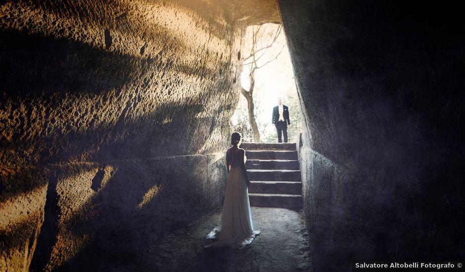 Il matrimonio di Domenico e Gina a Aversa, Caserta