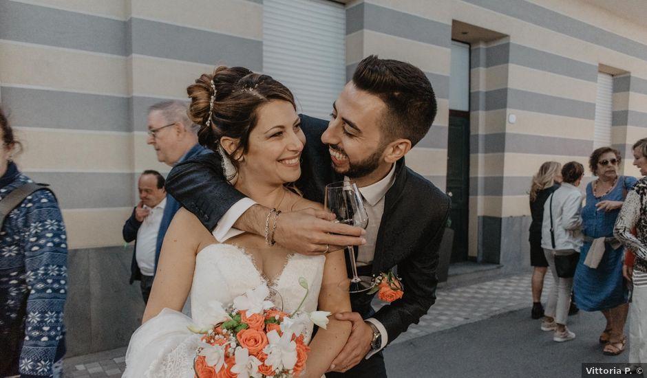 Il matrimonio di Daniel e Martina a Alassio, Savona