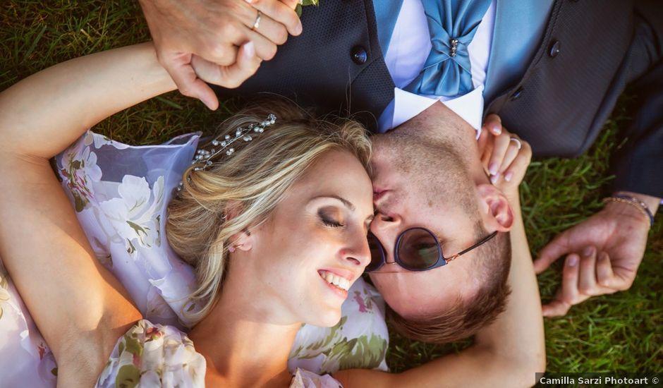 Il matrimonio di Federico e Francesca a Gambara, Brescia