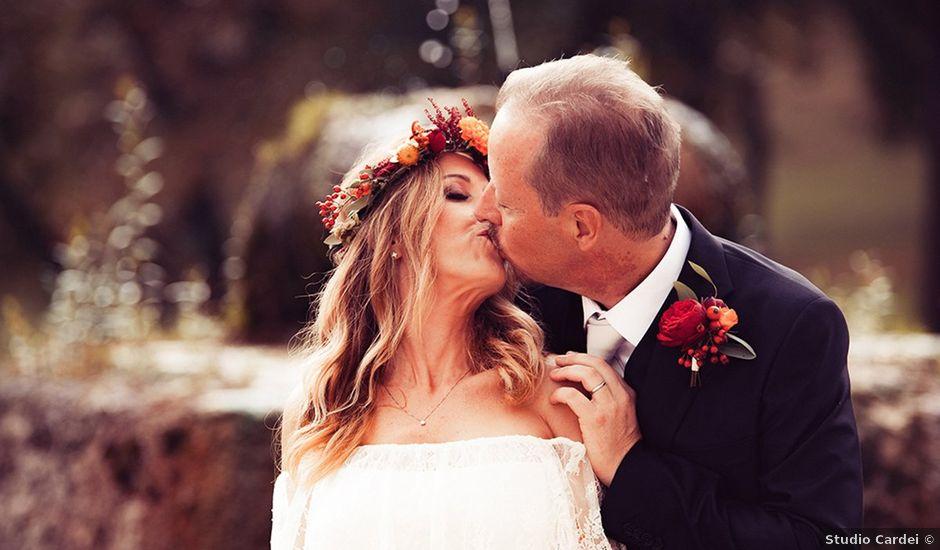 Il matrimonio di Laura e Luca a Canale Monterano, Roma