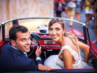 Le nozze di Glenda e Antonio