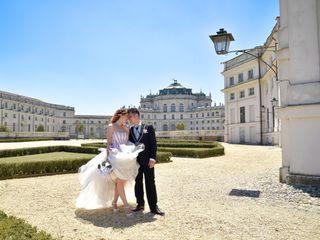 Le nozze di Tecla e Fabrizio