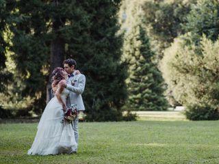 Le nozze di Carol e Stefano