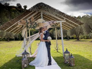 Le nozze di Fabio e Marinela