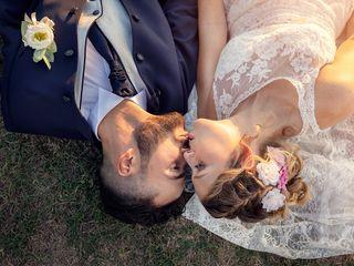 Le nozze di Sabrina e Fabio