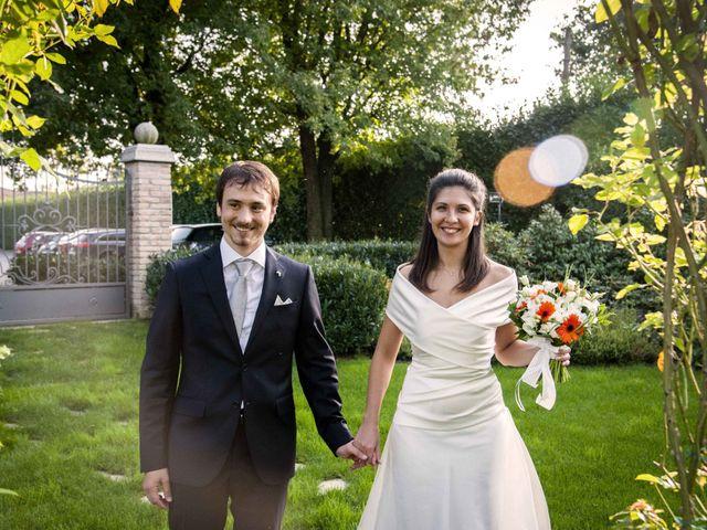 Il matrimonio di Donatello e Laura a Treviglio, Bergamo 56