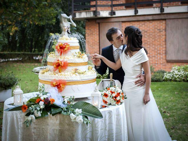 Il matrimonio di Donatello e Laura a Treviglio, Bergamo 67