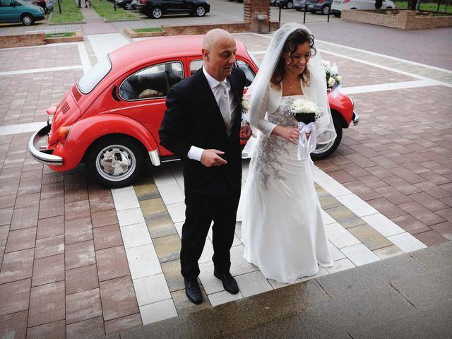 Il matrimonio di Alessandro e Alessandra a Ponte San Nicolò, Padova 13