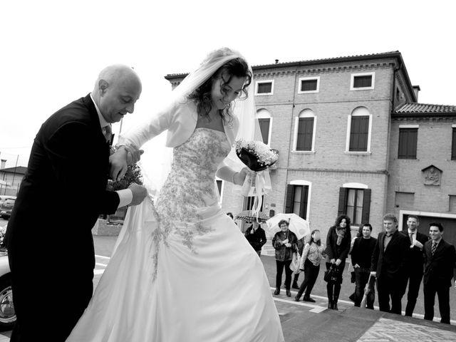 Il matrimonio di Alessandro e Alessandra a Ponte San Nicolò, Padova 1