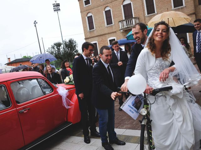 Il matrimonio di Alessandro e Alessandra a Ponte San Nicolò, Padova 37