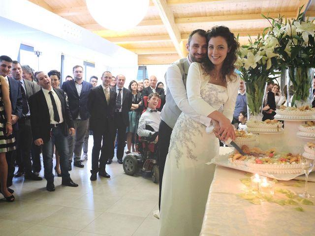 Il matrimonio di Alessandro e Alessandra a Ponte San Nicolò, Padova 35