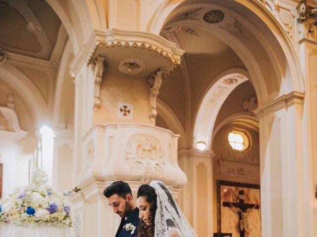 Il matrimonio di Piergiuseppe e Rossana a Cetraro, Cosenza 24