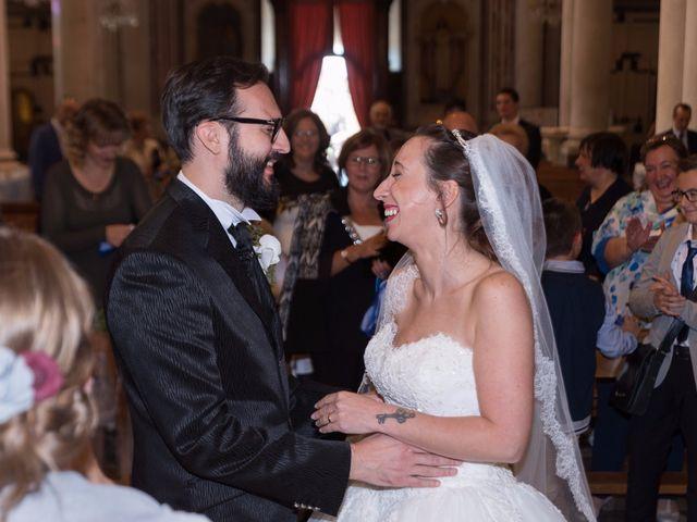 Il matrimonio di Mattia e Annamaria a Sestri Levante, Genova 7
