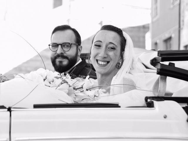 Le nozze di Annamaria e Mattia