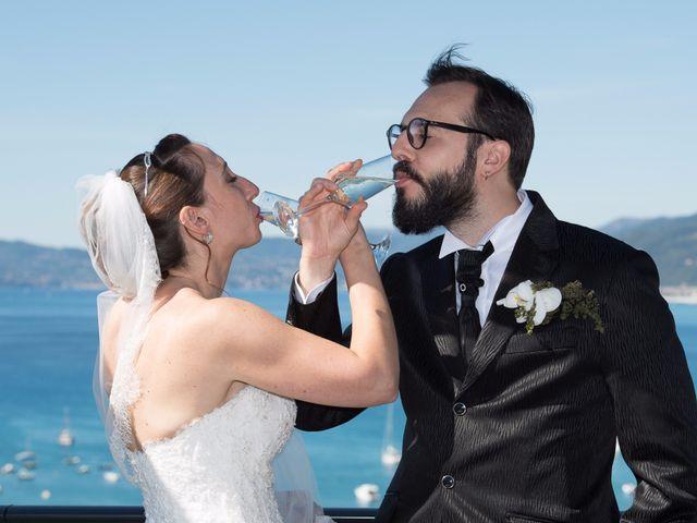 Il matrimonio di Mattia e Annamaria a Sestri Levante, Genova 8