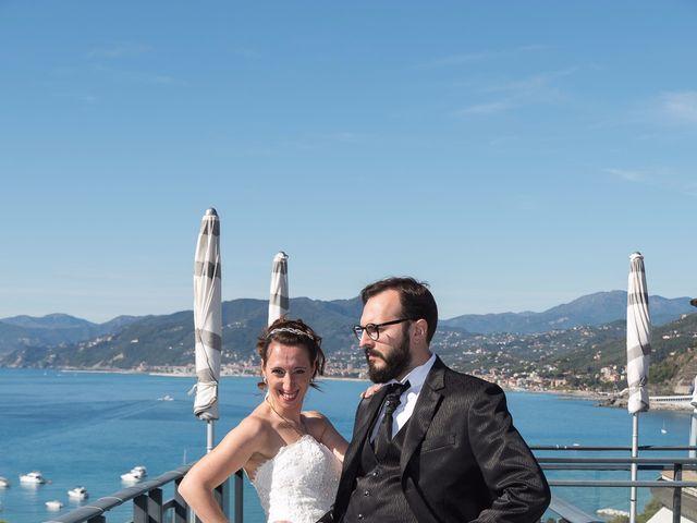 Il matrimonio di Mattia e Annamaria a Sestri Levante, Genova 1