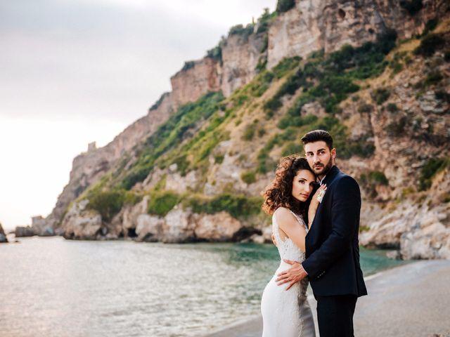 Il matrimonio di Piergiuseppe e Rossana a Cetraro, Cosenza 39