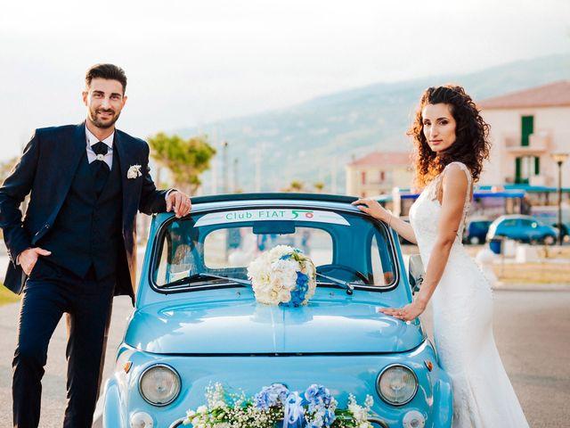 Il matrimonio di Piergiuseppe e Rossana a Cetraro, Cosenza 37