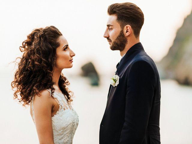 Il matrimonio di Piergiuseppe e Rossana a Cetraro, Cosenza 40