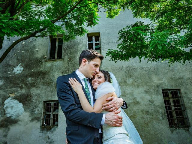 Il matrimonio di Luigi e Arianna a Salvirola, Cremona 1