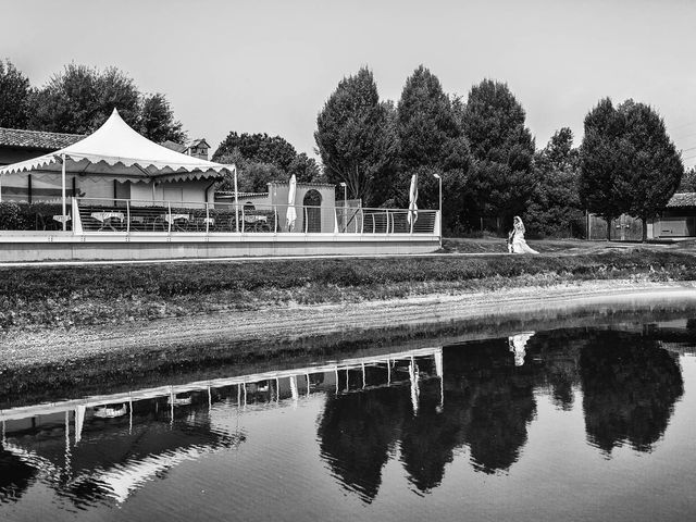 Il matrimonio di Luigi e Arianna a Salvirola, Cremona 24
