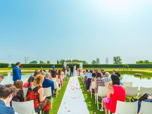 Il matrimonio di Luigi e Arianna a Salvirola, Cremona 29