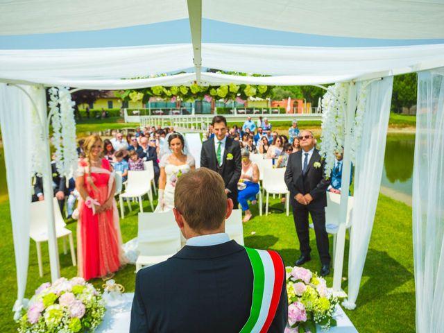 Il matrimonio di Luigi e Arianna a Salvirola, Cremona 30