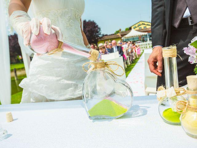 Il matrimonio di Luigi e Arianna a Salvirola, Cremona 33
