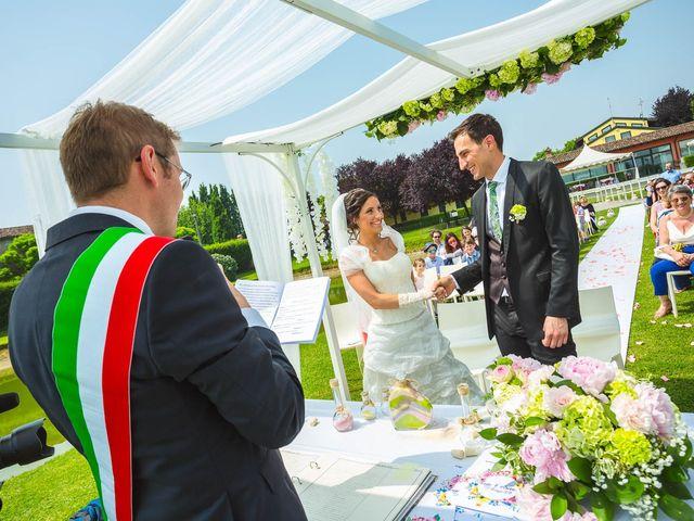 Il matrimonio di Luigi e Arianna a Salvirola, Cremona 36