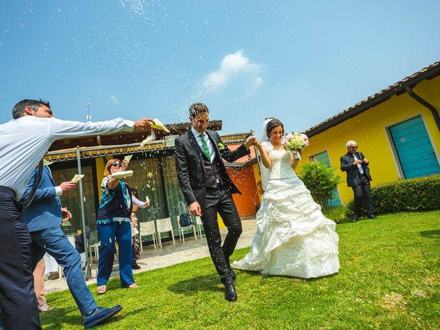 Il matrimonio di Luigi e Arianna a Salvirola, Cremona 39