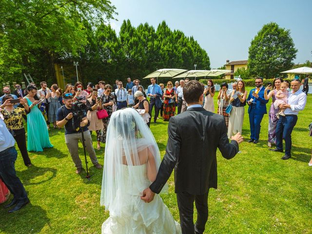 Il matrimonio di Luigi e Arianna a Salvirola, Cremona 40